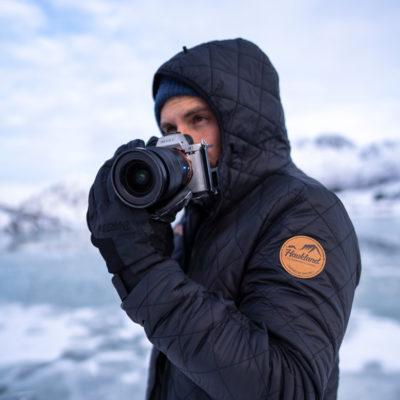Haukland Steppjacke für Fotografen
