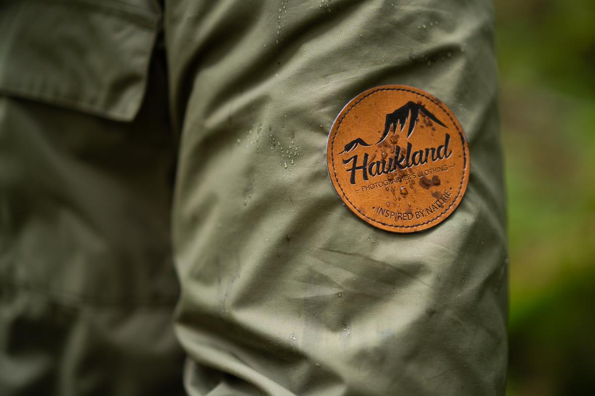 Haukland Außenjacke Herren khaki