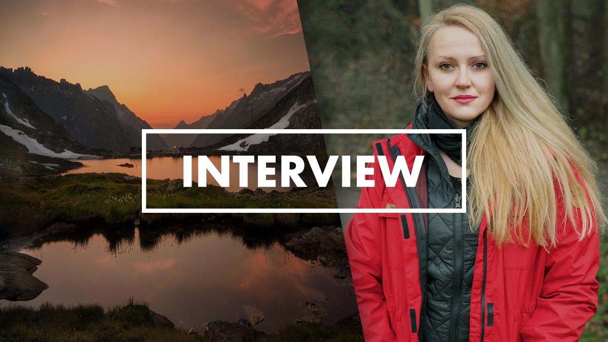 Landschaftsfotografin Violeta Krkljic im Interview