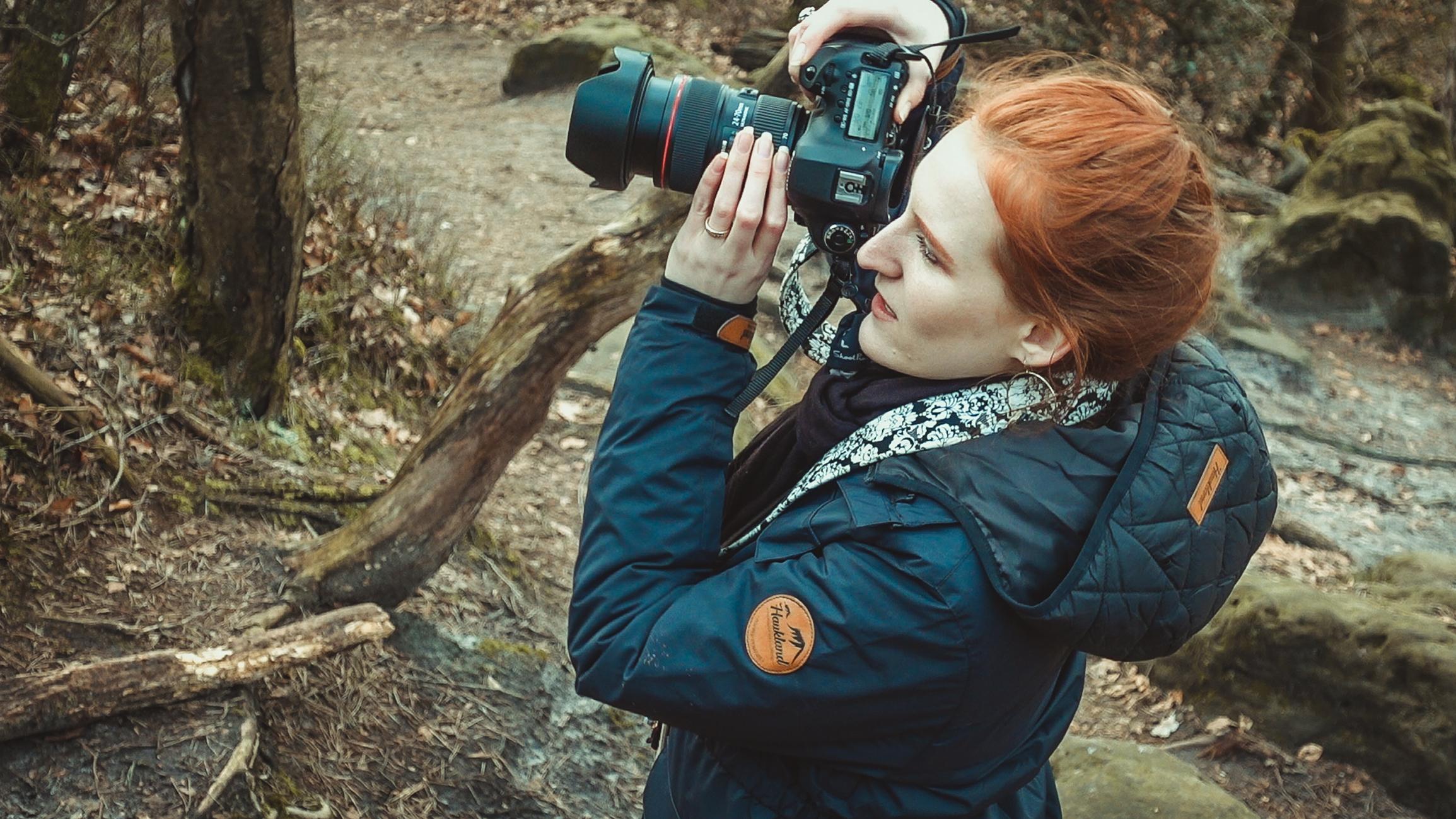 Fantasy-Portrait Fotografin Natalia Le Fay im Interview