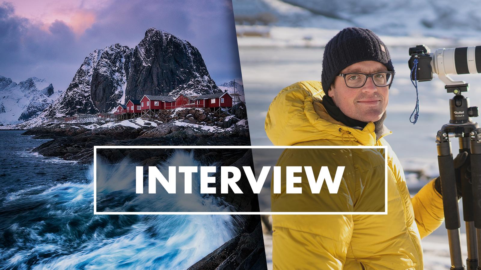Landschaftsfotograf Lukas Voegelin im Interview